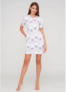 Жіноча нічна сорочка ANTI PRINCESS 8104/010