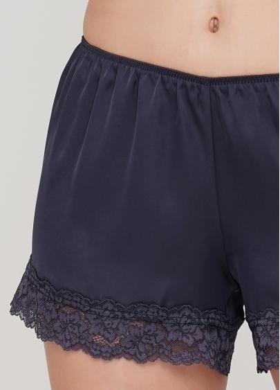 Комплект піжами з шортиками HELENA 6007/051 (темно-сірий) Giulia