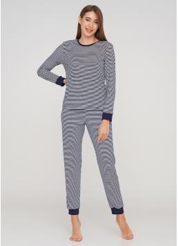 Жіноча піжама для дому STRIPES 5321/030 Giulia