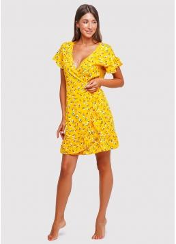 Сукня для дому з квітковий принтом SUMMER FLOWERS 8102/040 Giulia