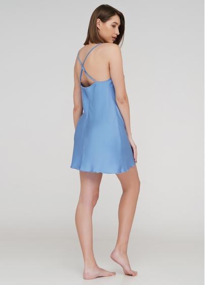 Нічна сорочка HELENA 8005/050 (блакитний)