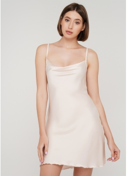 Нічна сорочка HELENA 8005/050 (молочний) Giulia