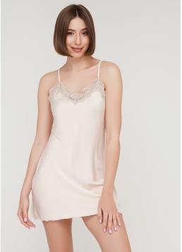 Нічна сорочка HELENA 8011/051 (молочний) Giulia