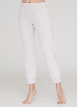 Бавовняні спортивні штани SPORT PANTS 4301/010 (бежевий)