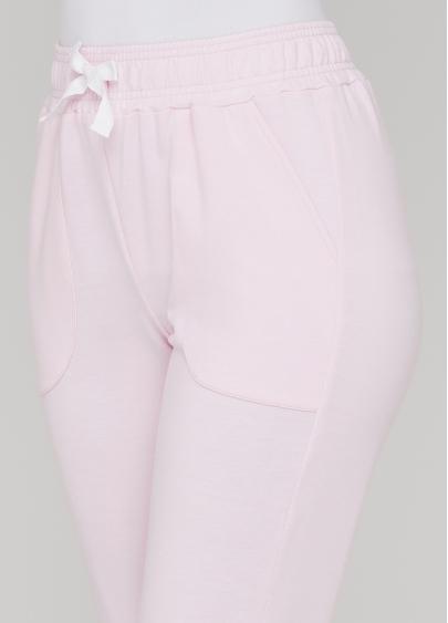 Бавовняні спортивні штани SPORT PANTS 4301/010 (ніжно-рожевий)