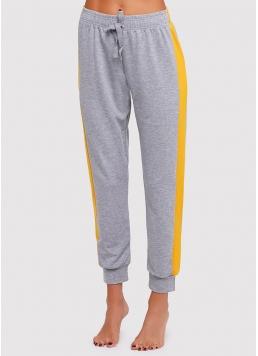 Жіночі домашні штани SPORT PANTS 4302/010 grey melange (сірий)