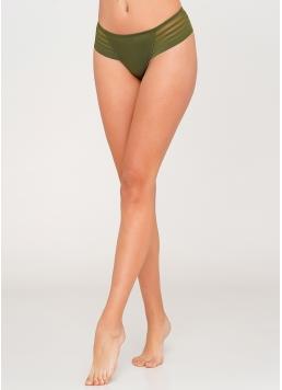 Труси жіночі стрінги Allegra 2201/20 (зелений)