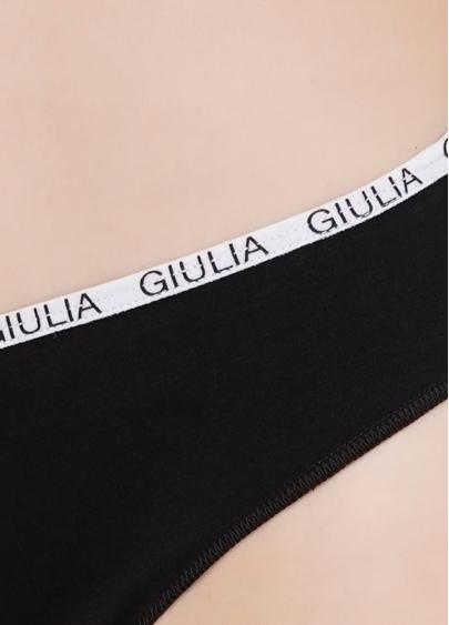 Жіночі трусики Logo 2206/60 (чорний)