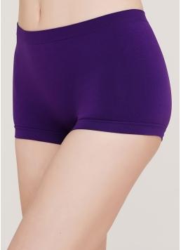 Безшовні труси шорти SHORTS VITA BASSA (фіолетовий)