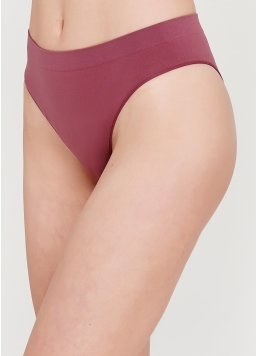 Безшовні бразиліана SLIP BRASILLIANA INVISIBLE (рожевий) Giulia