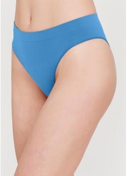 Безшовні бразиліана SLIP BRASILLIANA INVISIBLE (блакитний) Giulia
