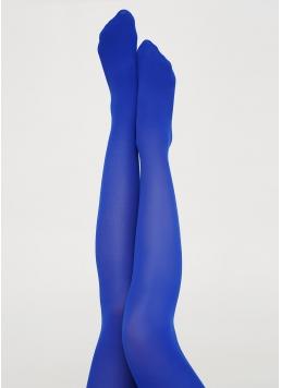 Колготки матові з мікрофібри Samba 40 den (deep blue)