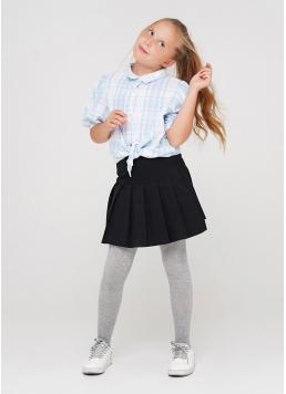 Теплі колготки дитячі D025 TEEN GIRL CLASSIC MELANGE Giulia