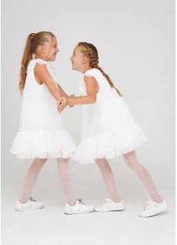 Капронові колготки для дівчаток з малюнком ERIN 20 (2) Giulia
