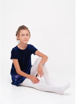 Дитячі ажурні колготки TRIXIE (1) Giulia