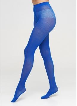 Колготи з м'якої мікрофібри Shadow 60 den model 10 (classic blue)