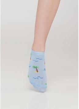 Короткі дитячі шкарпетки KS1 MARINE 012