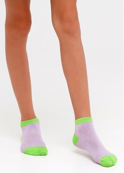 Бавовняні дитячі шкарпетки KSS KOMPLEKT-002 (2 пари) Giulia