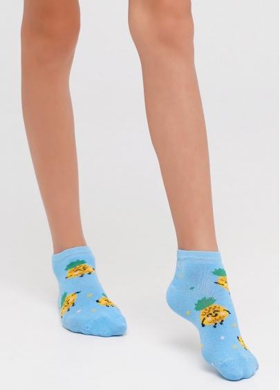 Дитячі шкарпетки з малюнком KS1M-004 / (2) calzino (KSS KOMPLEKT-004 (2 пари)) Giulia