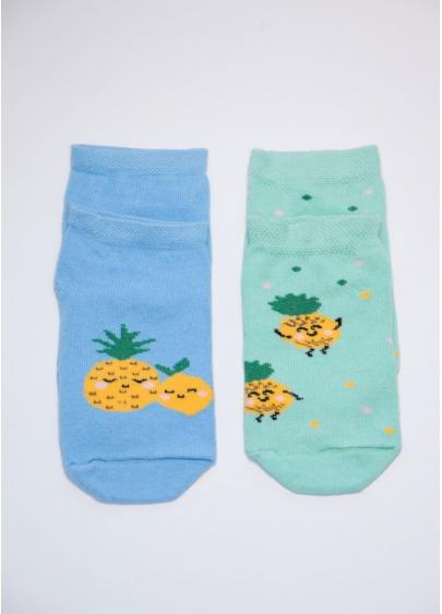 Дитячі шкарпетки з малюнком KSS KOMPLEKT-005 (2 пари) Giulia