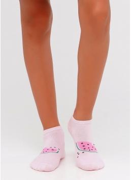 Шкарпетки для дівчаток з малюнком KS1M-MIX / (2) calzino (KSS KOMPLEKT MIX (2 пари)) Giulia