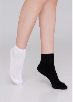 Дитячі бавовняні шкарпетки (2 пари) KS2 CLASSIC (пак х2) Giulia