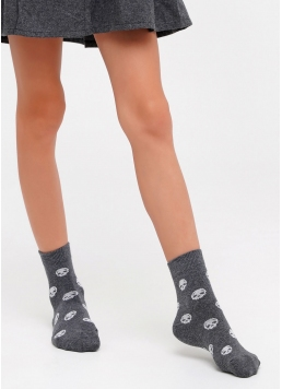 Шкарпетки для хлопчиків KS3M-019 (KSL-019 MELANGE calzino) Giulia