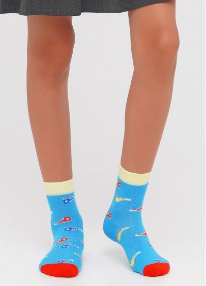 Дитячі шкарпетки з малюнком KSL-008 calzino Giulia