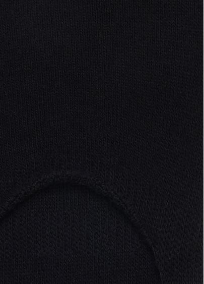 Чоловічі підслідники невидимі MF1 CLASSIC (чорний) Giulia