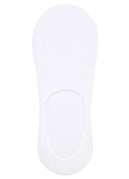 Чоловічі підслідники з махровими вставками MF1 TERRY CLASSIC [MFC / TeSk-cl] (FOOTIES-MFT 01) (білий) Giulia