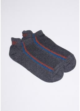Бавовняні шкарпетки чоловічі MS1M / Sp-002 (MS SPORT-02 MELANGE (MSS-011) calzino) Giulia