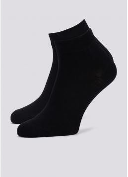 Чоловічі шкарпетки укорочені MS2 SOFT PREMIUM CLASSIC (чорний) Giulia