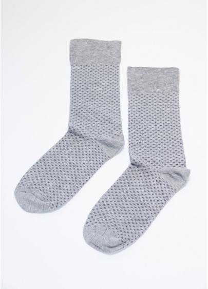 Високі чоловічі шкарпетки MS3 SOFT COMFORT 003 (M) [MS3M / Sl-003] Giulia