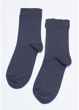 Класичні шкарпетки для чоловіків MS3 SOFT PREMIUM CLASSIC [MS3C / Sl-cl] iron (сірий)