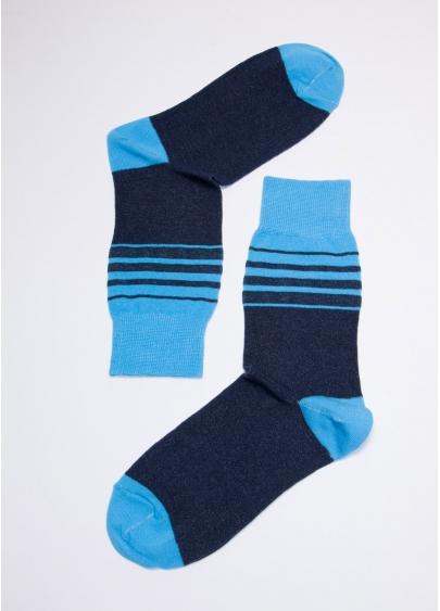 Кольорові шкарпетки для чоловіків MS3C-023 (MSL-023 (2 р-ра) calzino) Giulia
