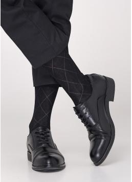 Шкарпетки з малюнком чоловічі MS3C/Sl-202 (ELEGANT 202 calzino) Giulia