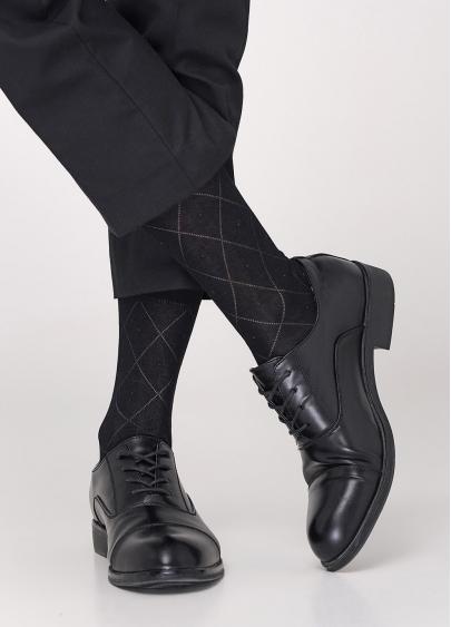 Шкарпетки з малюнком чоловічі MS3C/Sl-202 (ELEGANT 202 calzino)