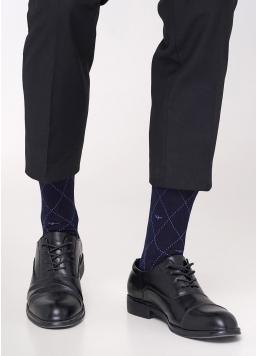 Бавовняні шкарпетки для чоловіків MS3C / Sl-302 (ELEGANT 302 calzino) Giulia