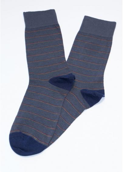 Бавовняні чоловічі шкарпетки MS3C / Sl-403 (ELEGANT 403 calzino) Giulia