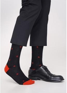 Чоловічі високі шкарпетки MS3C / Sl-407 (ELEGANT 407 calzino) Giulia