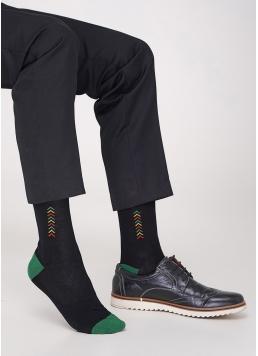 Шкарпетки кольорові чоловічі MS3C / Sl-408 (ELEGANT 408 calzino) Giulia