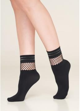 Жіночі шкарпетки з сіткою MN 03 Giulia