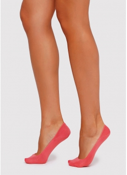 Кольорові шкарпетки жіночі WFP-cl / (2) peach (помаранчевий)