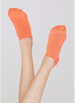 Жіночі короткі спортивні шкарпетки WS0 AIR PA 001 Giulia