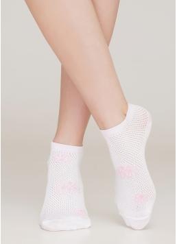 Жіночі короткі шкарпетки WS1 AIR 002 [WS1C/Aj-002] Giulia