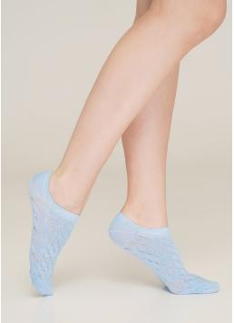 Жіночі короткі шкарпетки WS1 AIR NUDE 008 Giulia