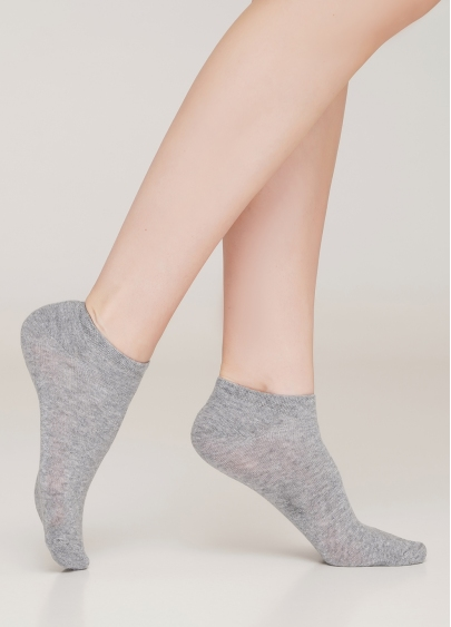 Жіночі короткі шкарпетки WS1 CLASSIC (пак х2) Giulia