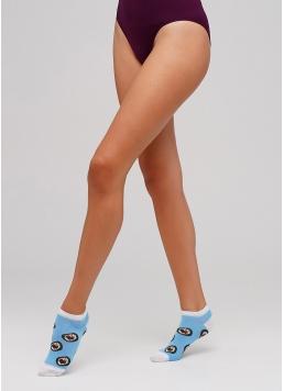 Короткі жіночі шкарпетки WSS-036 calzino Giulia