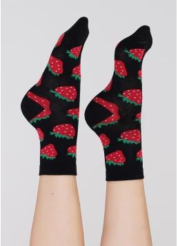 Жіночі шкарпетки WS3 SOFT BERRY 005 Giulia
