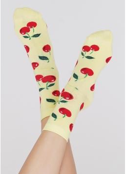 Жіночі шкарпетки WS3 SOFT BERRY 006 Giulia